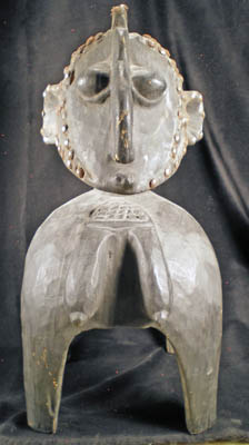 African tribal art Bage NImba