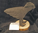 Marvin Jim folk art raven