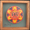 Artie George Coast Salish sunface