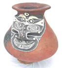Papua New Guinea pot