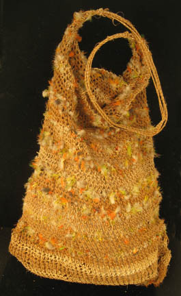Aboriginal string bag